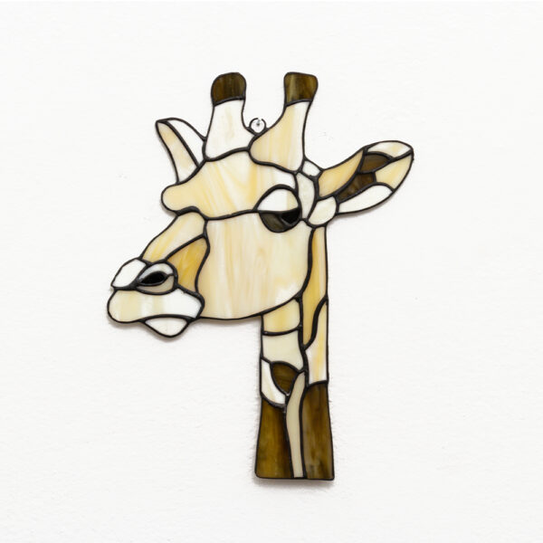 Witraz żyrafa