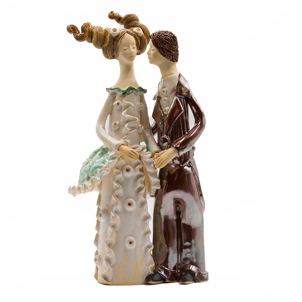 figurka z ceramiki