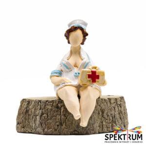 figurka pielęgniarka