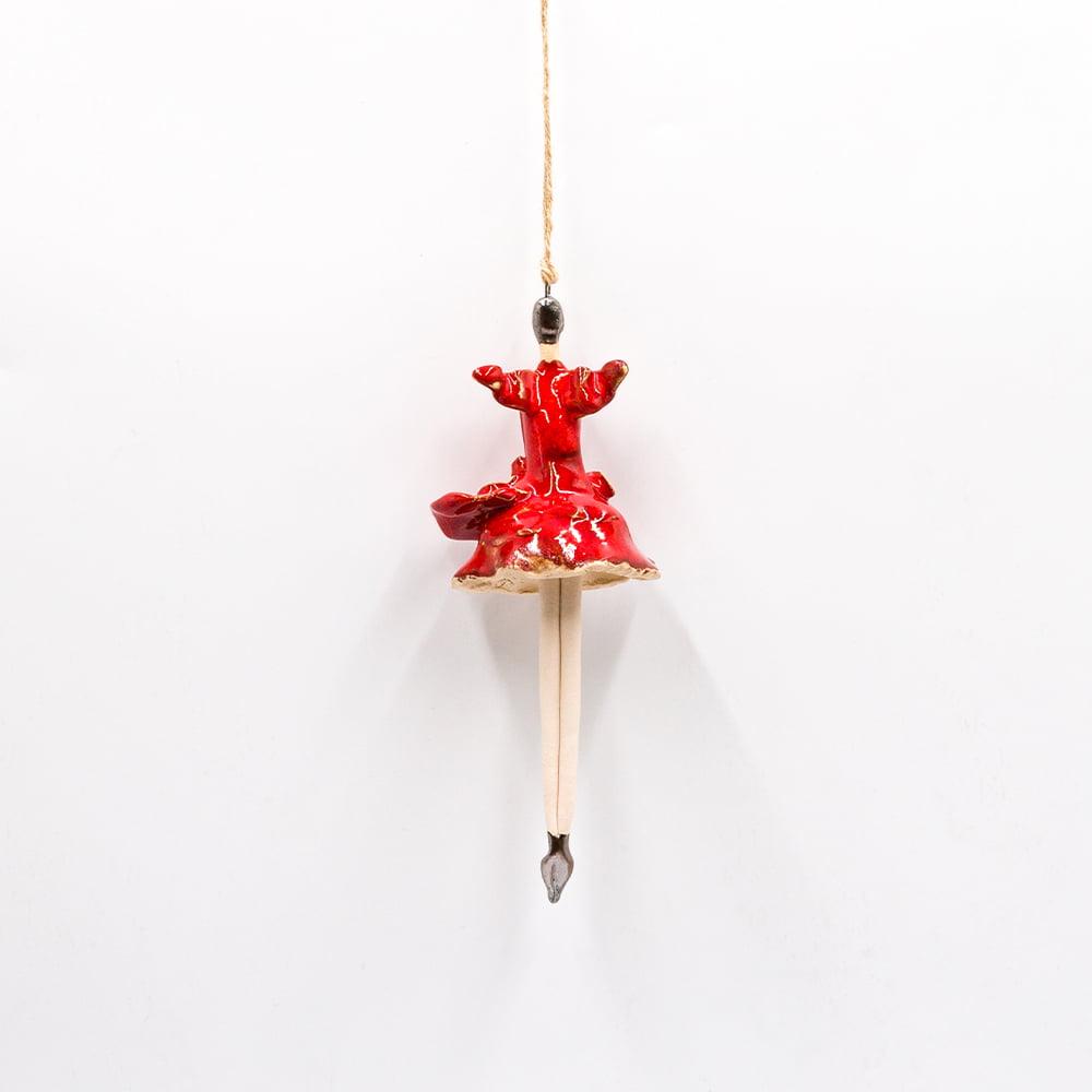 baleriną ceramiczna