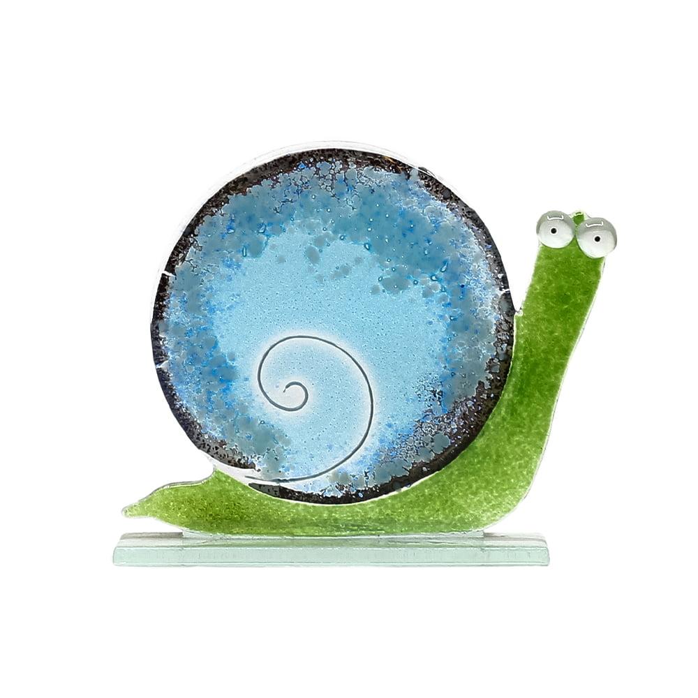 figurka ślimak