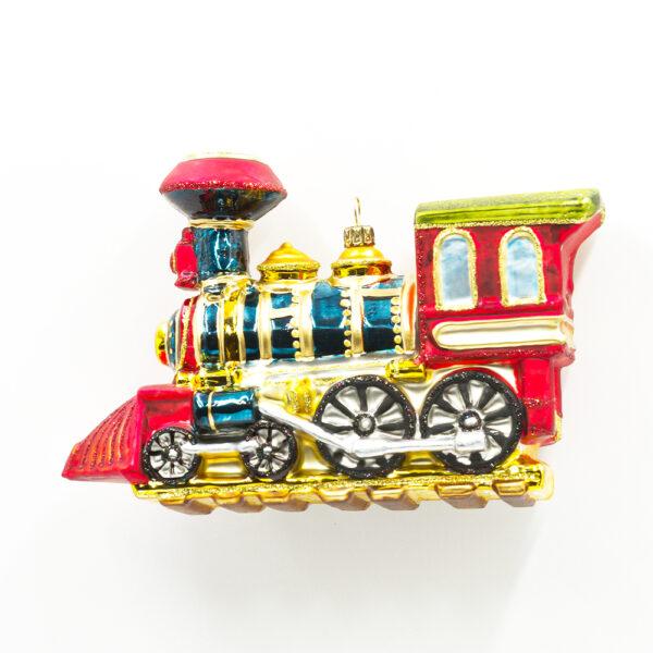bombka lokomotywa