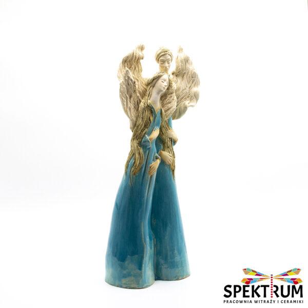 anielska para ceramiczna