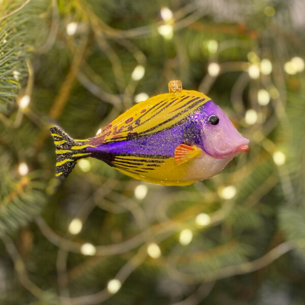 bombka rybka Dziubek