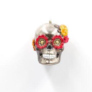 bombka czaszka meksykańska