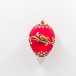 jajko czerwone