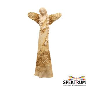 anioł ceramiczny do zawieszenia