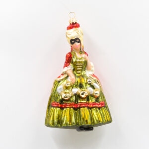 porcelanowa pani