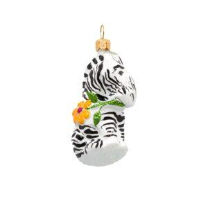 zebra- mini zoo