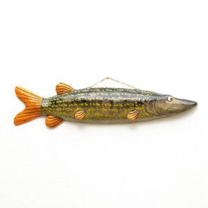 ryba ceramiczna szczupak