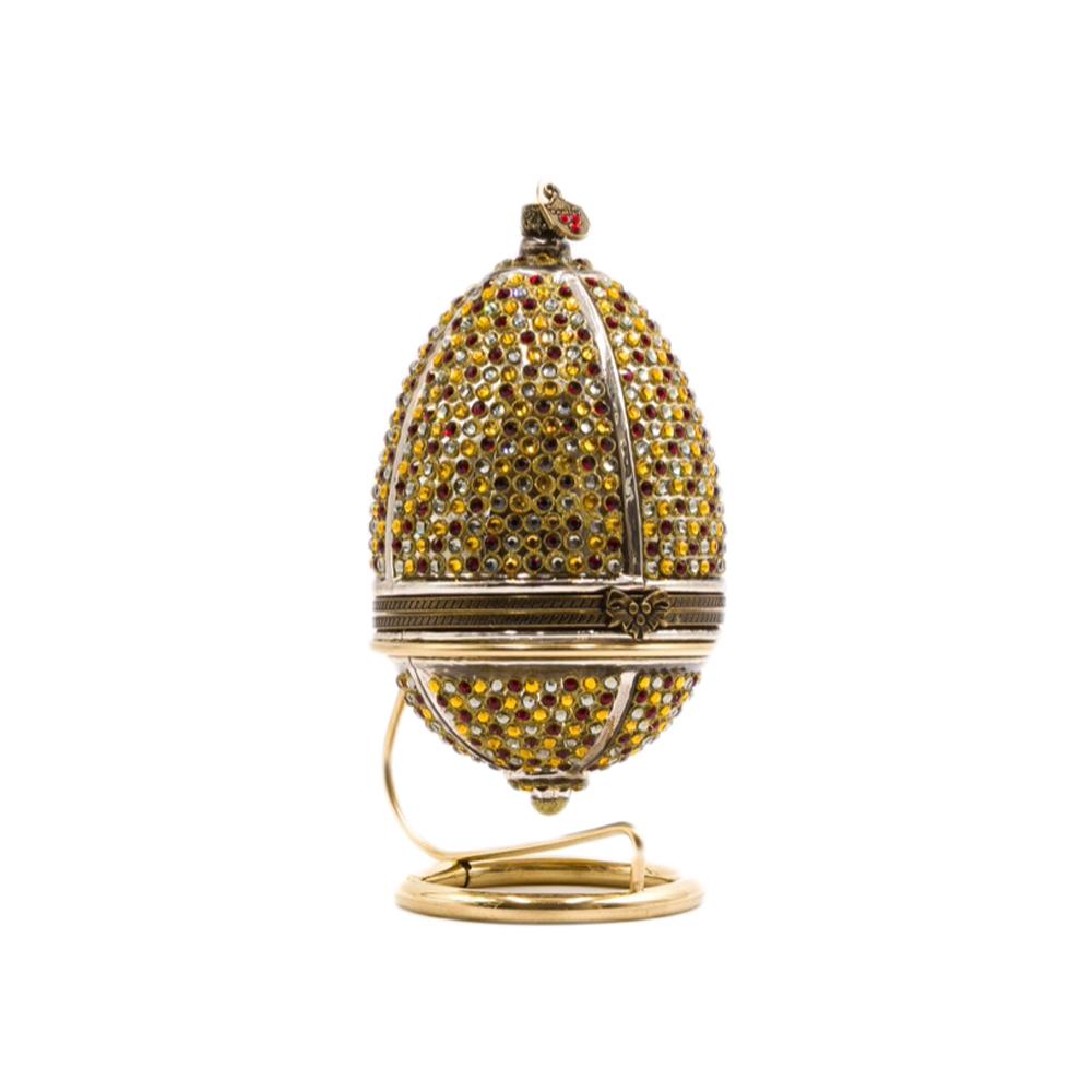 jajko otwierane Mysz na serze