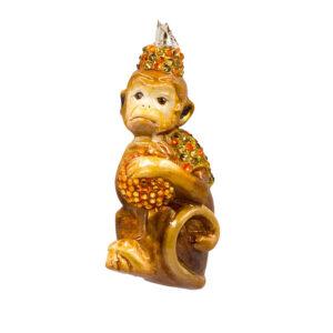 małpka z kulą