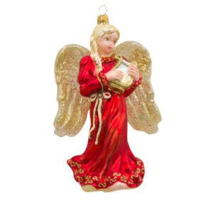 Anioł czerwony