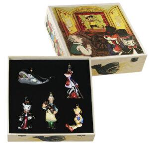 bombka kolekcja Pinokio