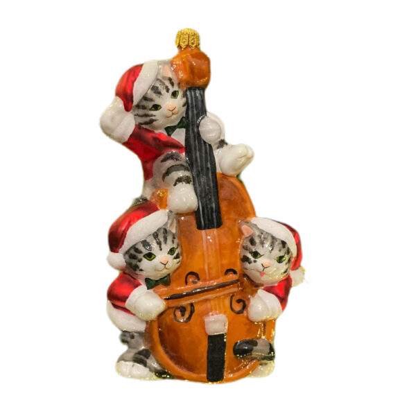 Koty ze skrzypcami 2021